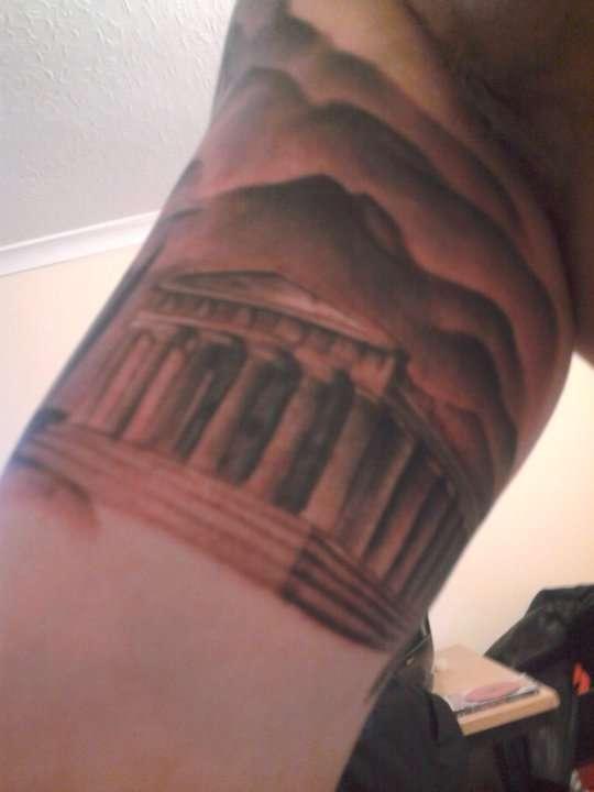 greek tattoos photo - 15