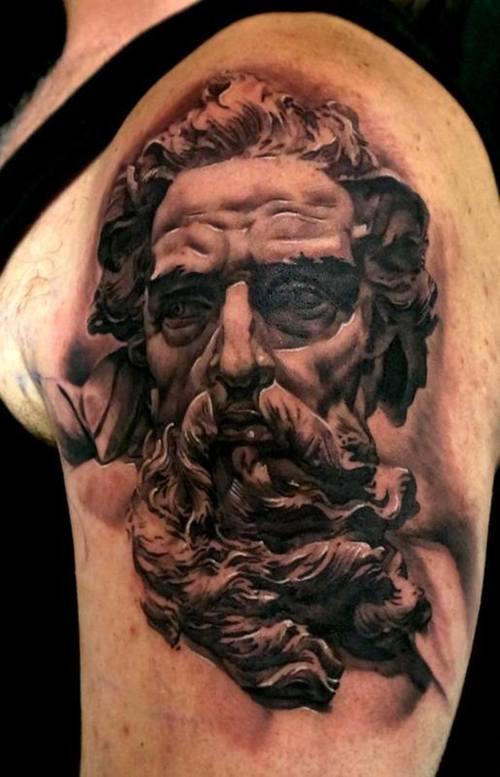greek tattoos photo - 16