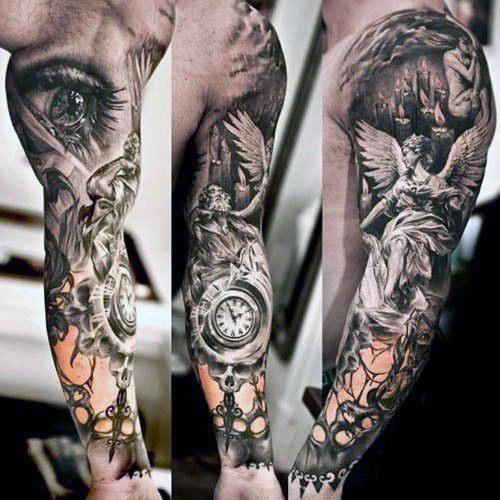 greek tattoos photo - 17
