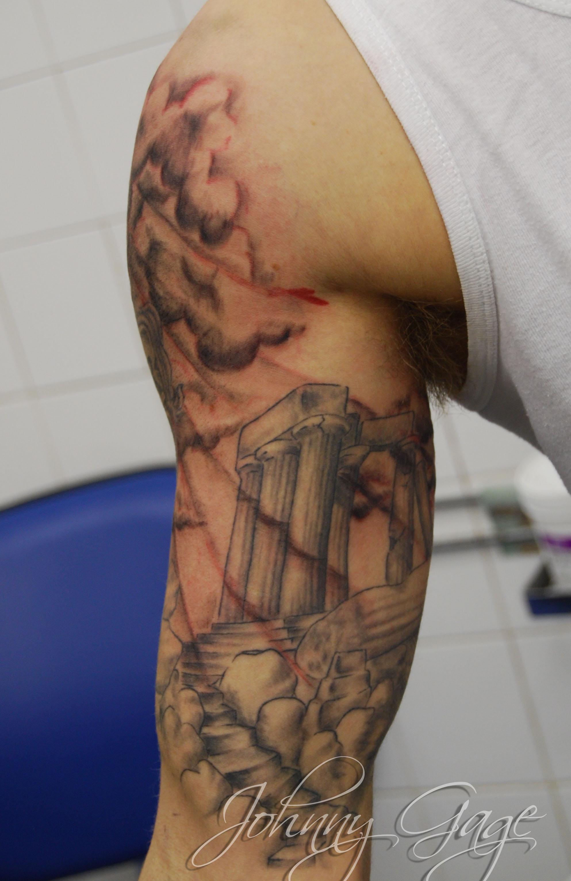 greek tattoos photo - 21