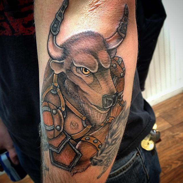 greek tattoos photo - 22