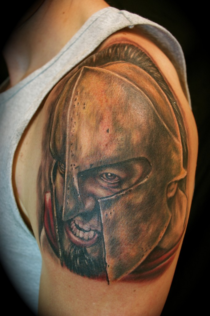 greek tattoos photo - 23
