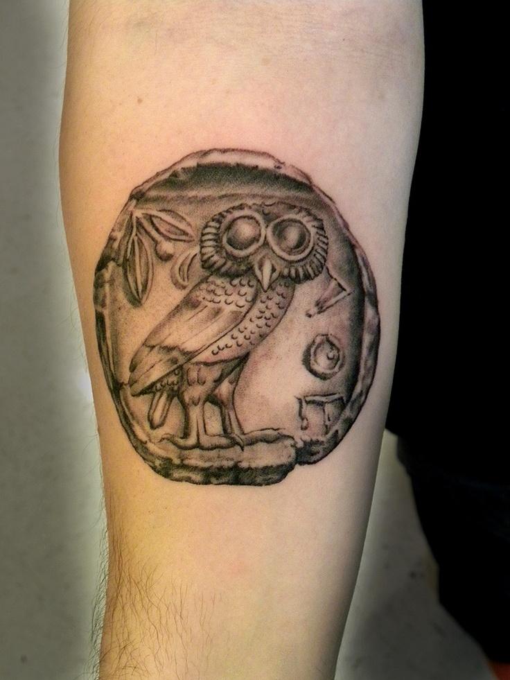 greek tattoos photo - 25