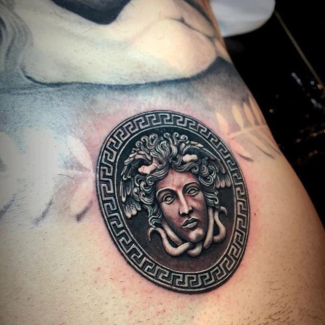 greek tattoos photo - 34