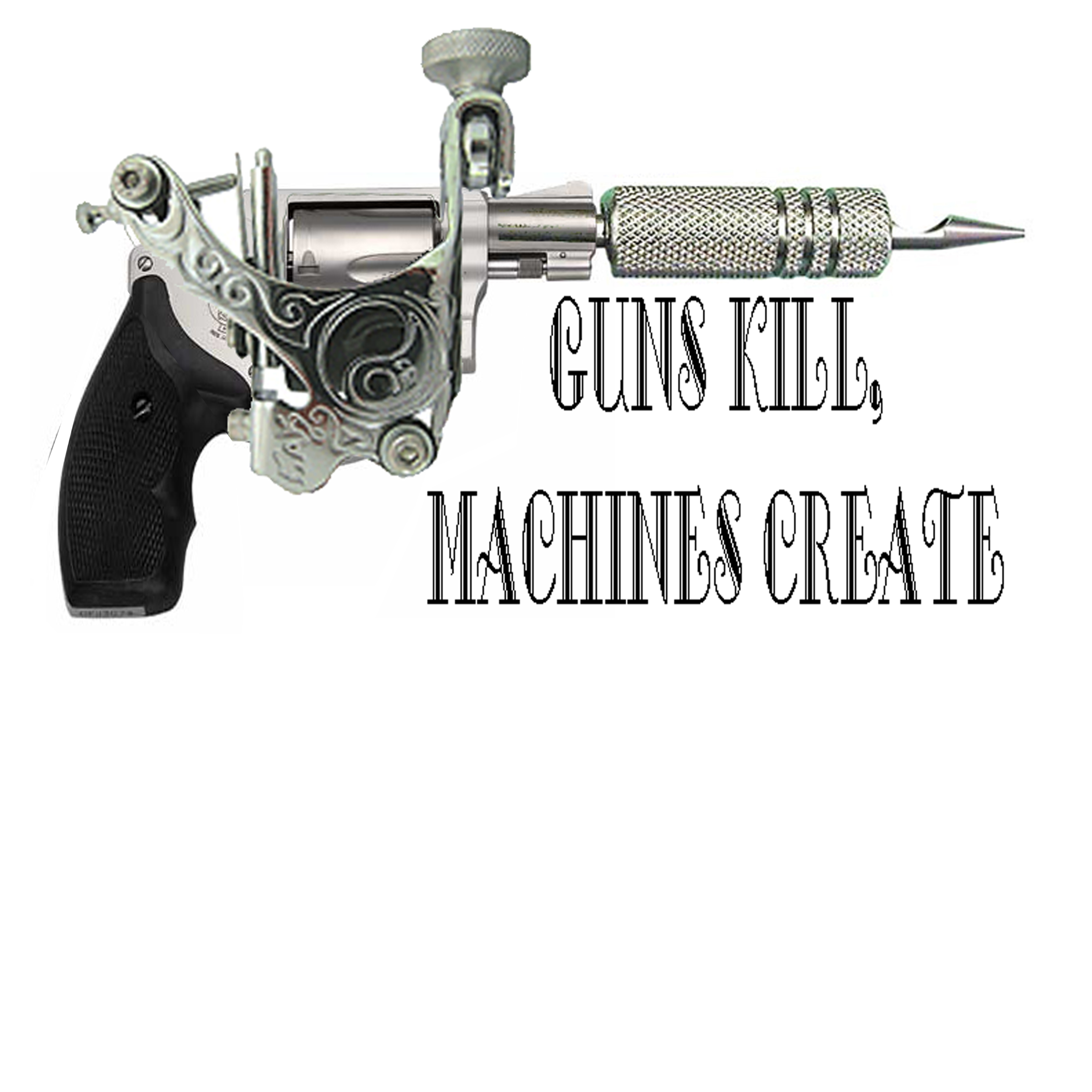 gun tattoos photo - 34