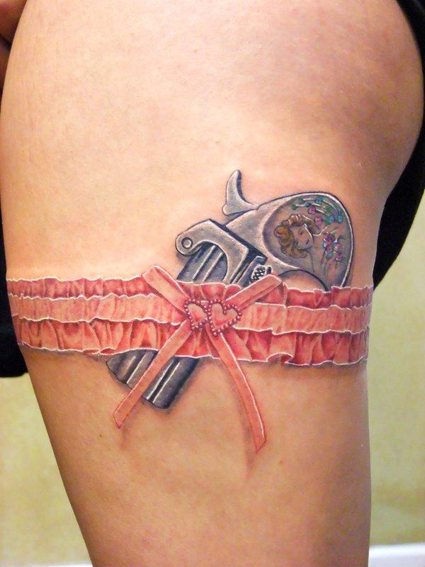 gun tattoos photo - 4