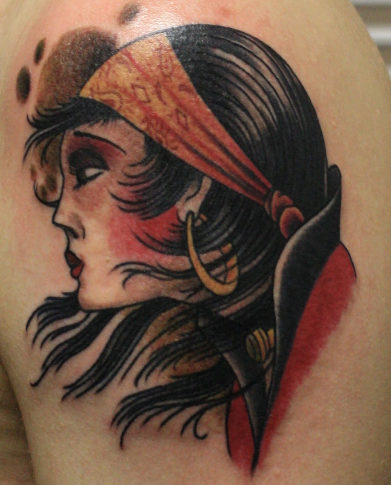 gypsy tattoos photo - 1