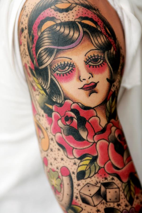 gypsy tattoos photo - 11