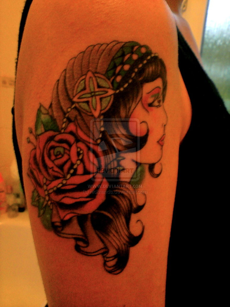gypsy tattoos photo - 2