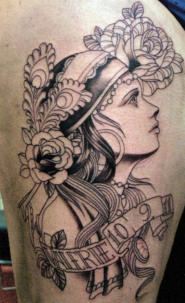 gypsy tattoos photo - 21
