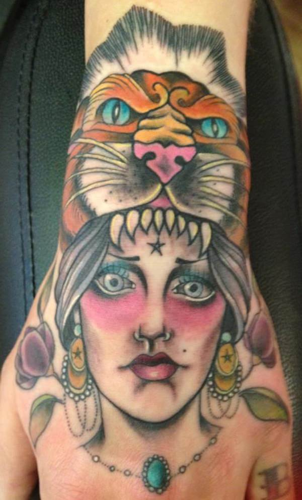 gypsy tattoos photo - 23