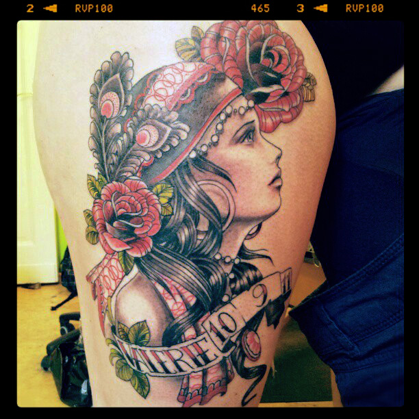 gypsy tattoos photo - 31