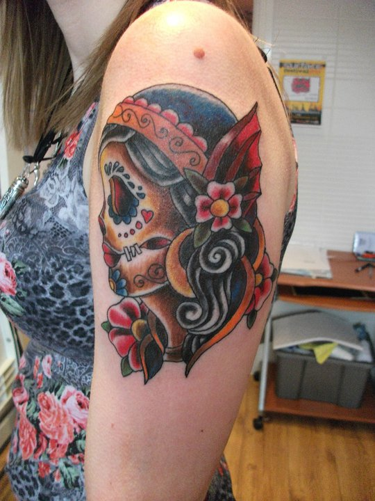gypsy tattoos photo - 32