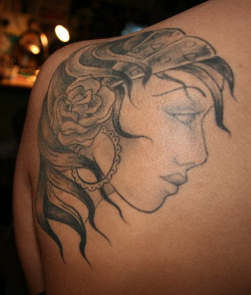 gypsy tattoos photo - 33