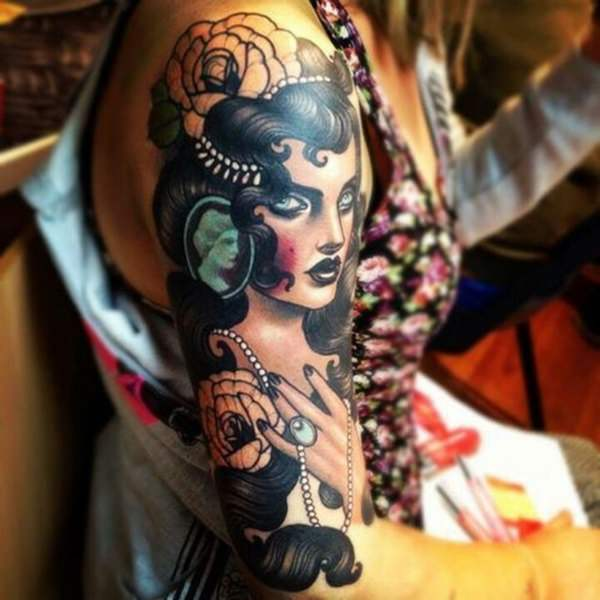 gypsy tattoos photo - 34