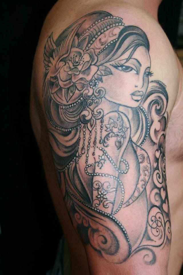 gypsy tattoos photo - 35