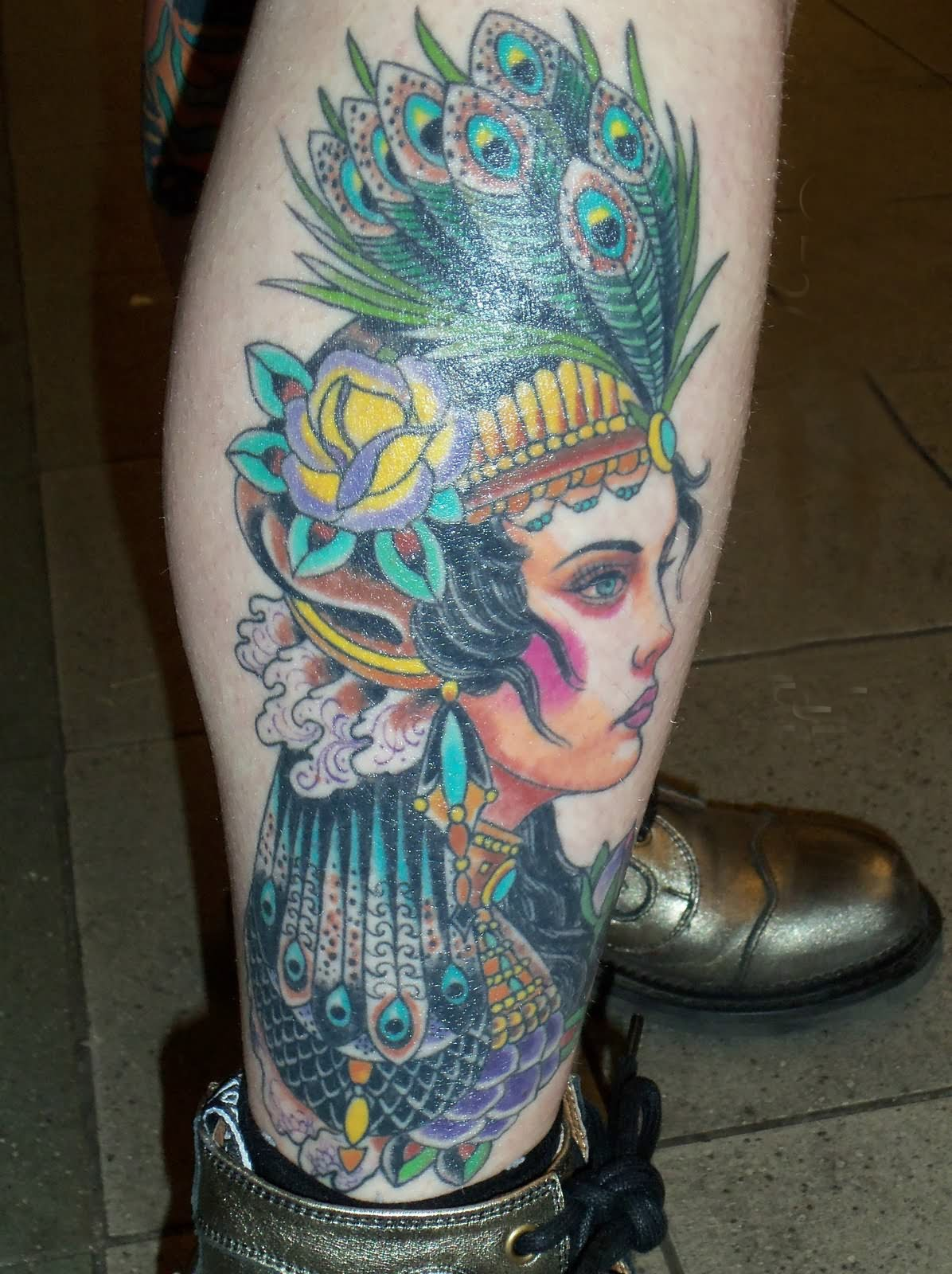 gypsy tattoos photo - 36