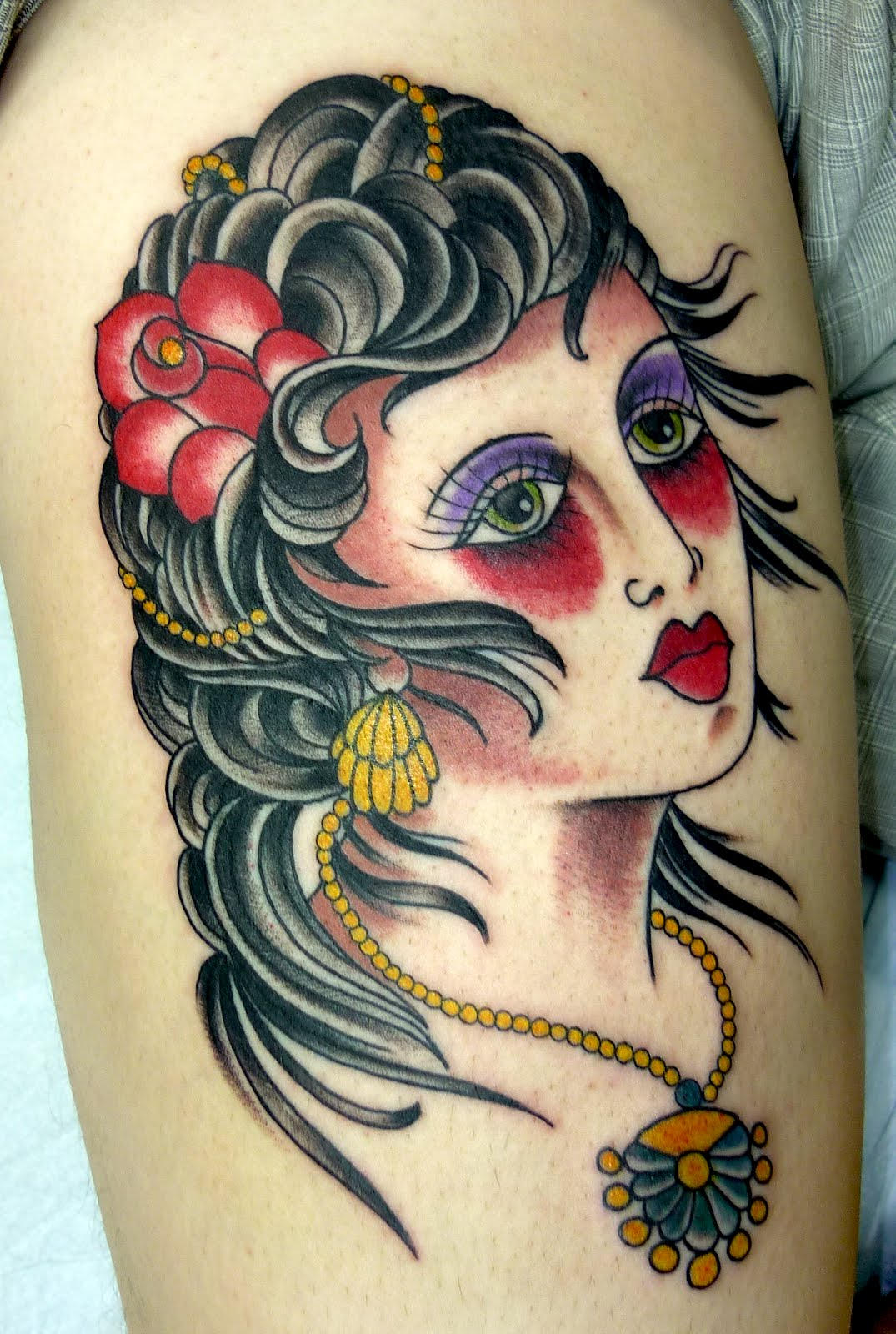 gypsy tattoos photo - 4
