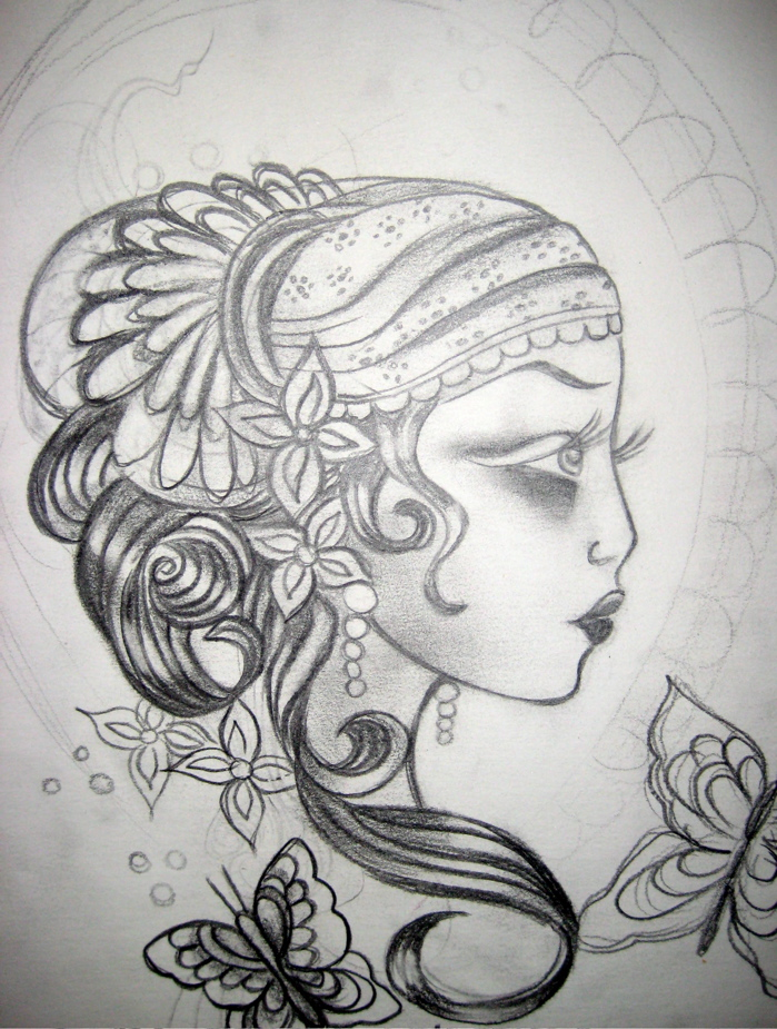 gypsy tattoos photo - 6