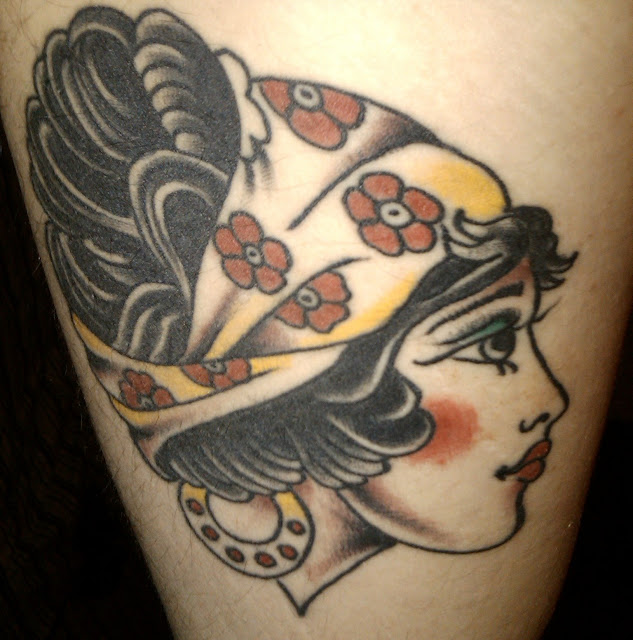 gypsy tattoos photo - 7