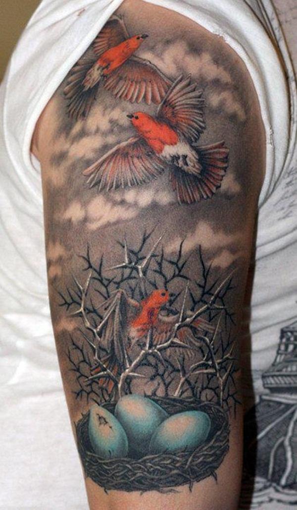 half sleeve tattoos photo - 13