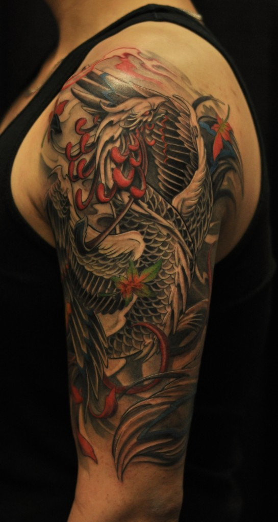 half sleeve tattoos photo - 15