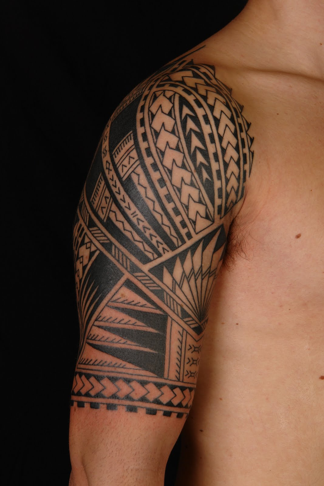 half sleeve tattoos photo - 17
