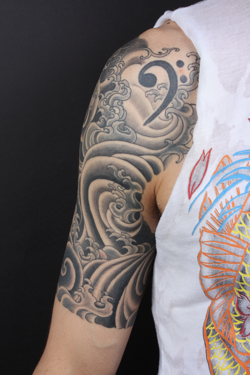 half sleeve tattoos photo - 21