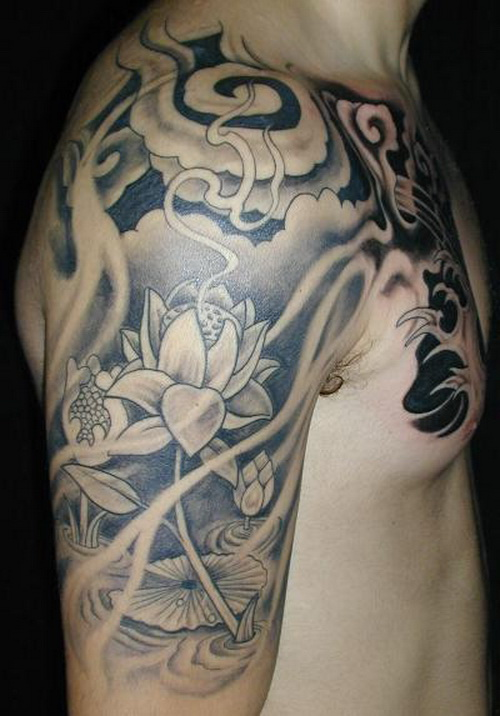 half sleeve tattoos photo - 8