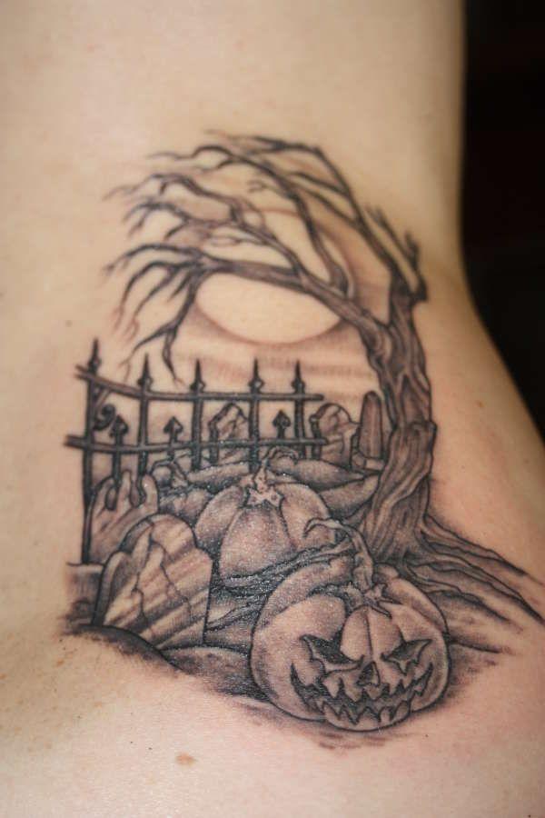 halloween tattoos photo - 16