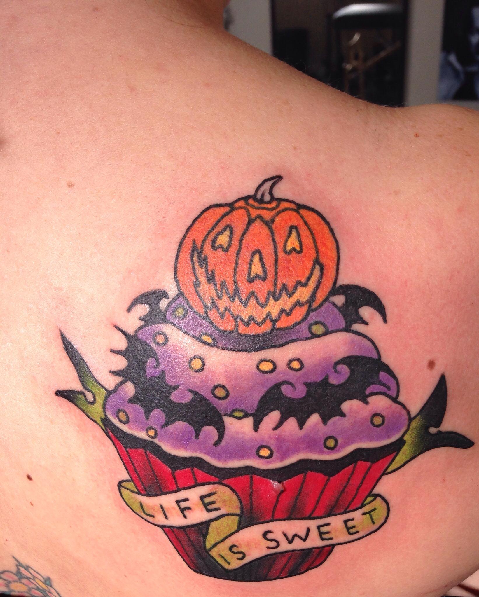 halloween tattoos photo - 20