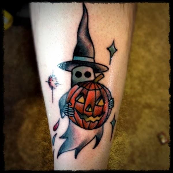 halloween tattoos photo - 25