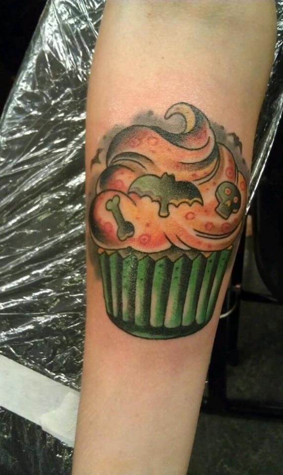 halloween tattoos photo - 3