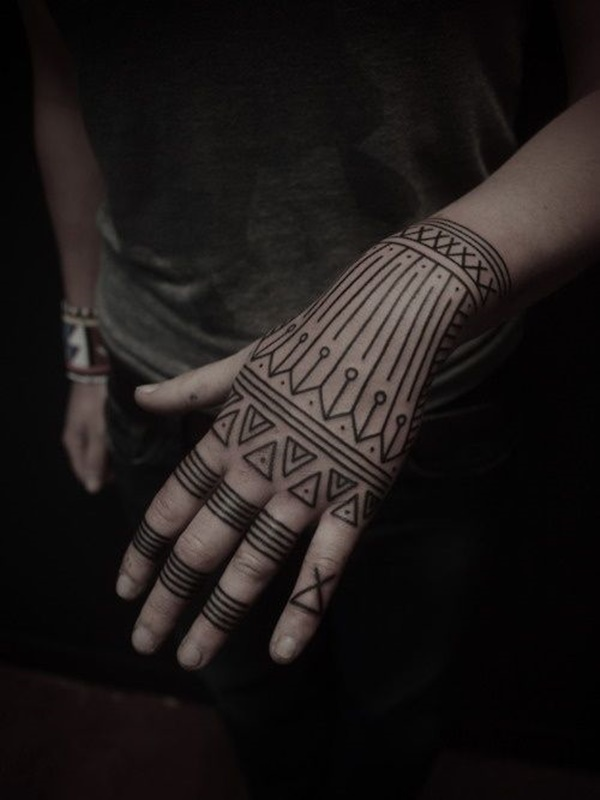 hand tattoos photo - 14