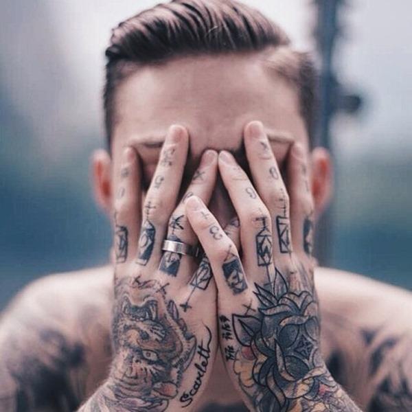 hand tattoos photo - 18