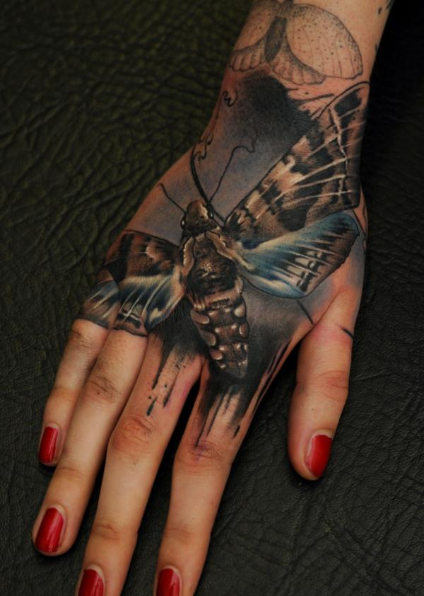 hand tattoos photo - 20