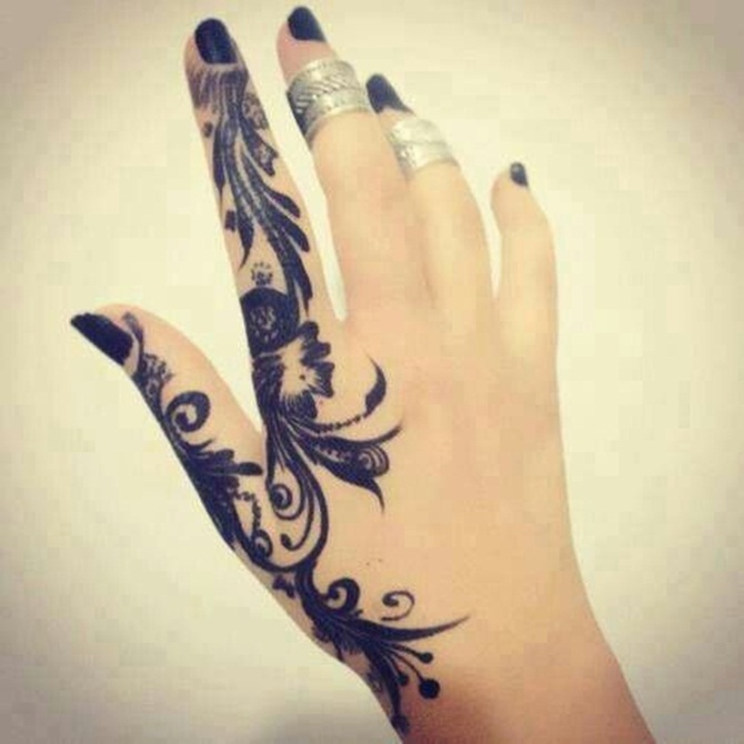 hand tattoos photo - 23