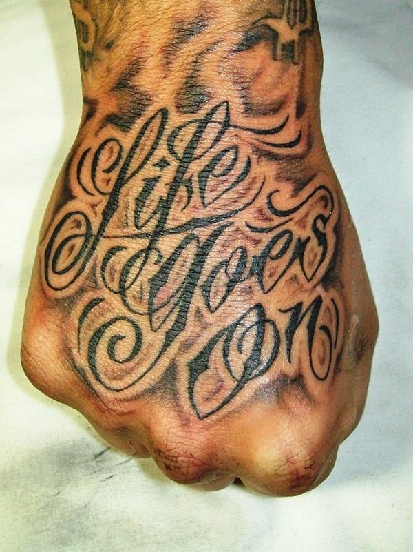 hand tattoos photo - 27