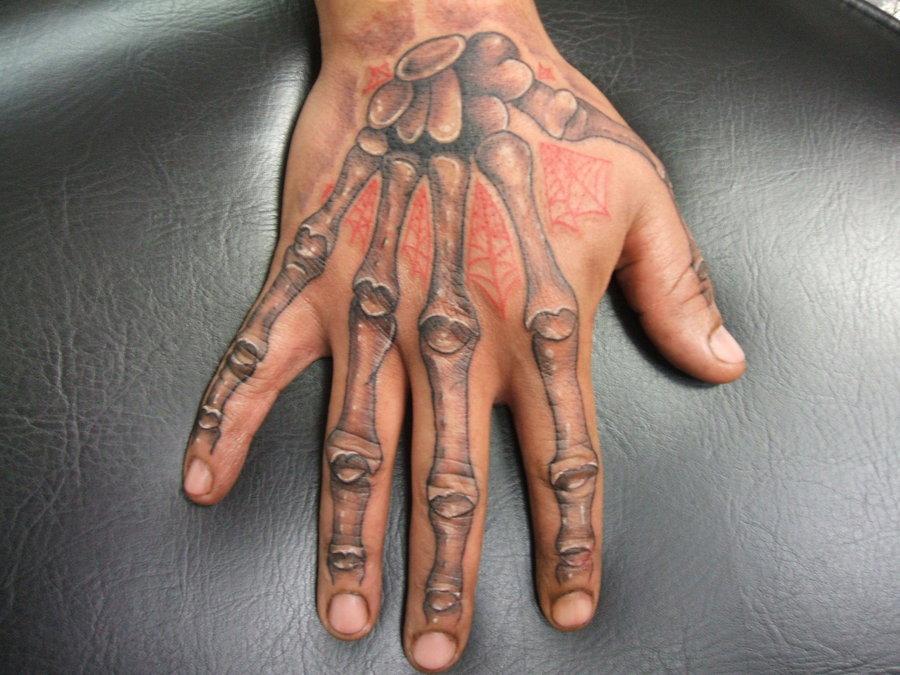 hand tattoos photo - 3