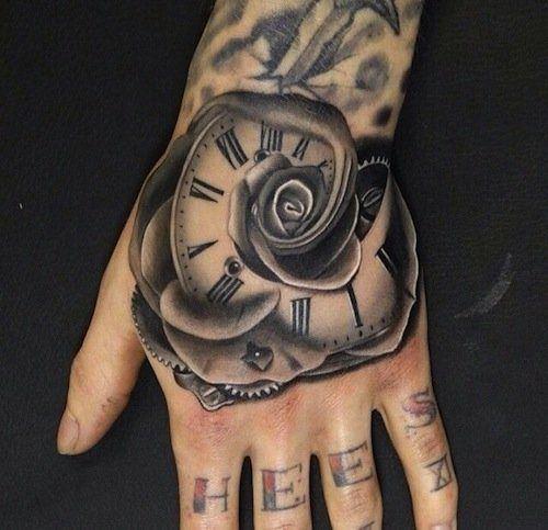 hand tattoos photo - 42