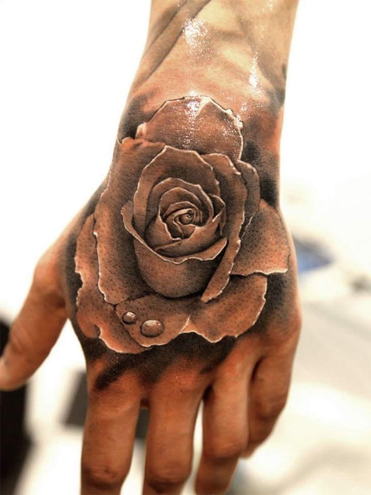 hand tattoos photo - 7