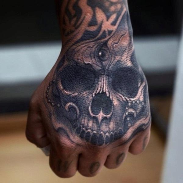 hand tattoos photo - 8