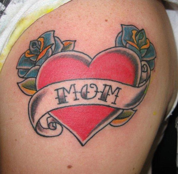 heart tattoos photo - 10