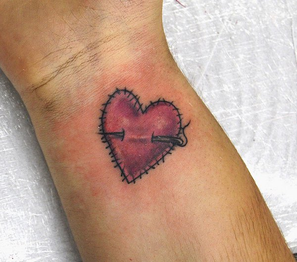 heart tattoos photo - 11