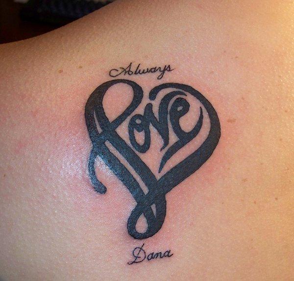 heart tattoos photo - 13
