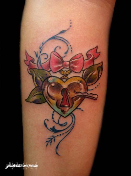 heart tattoos photo - 15