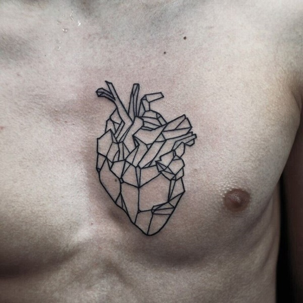 heart tattoos photo - 27