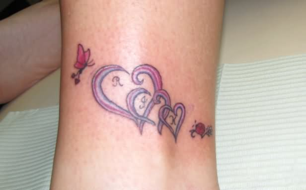heart tattoos photo - 29