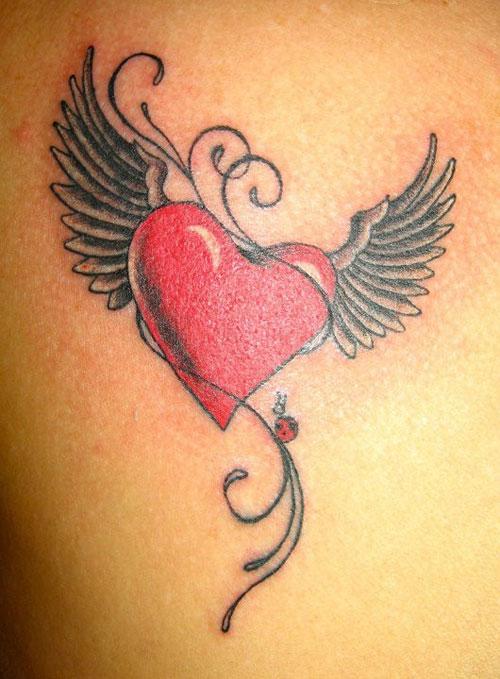 heart tattoos photo - 33