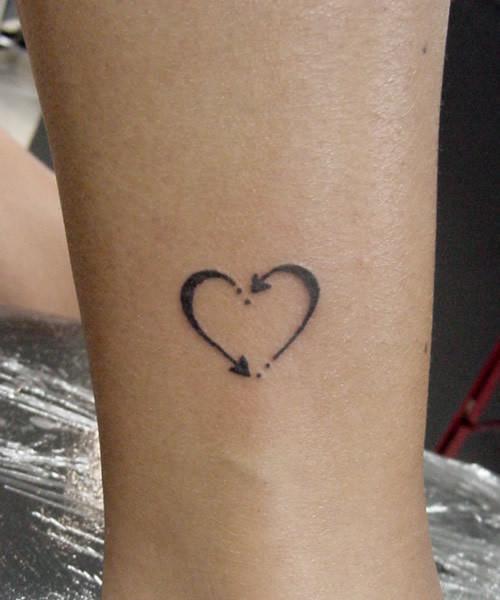 heart tattoos photo - 4